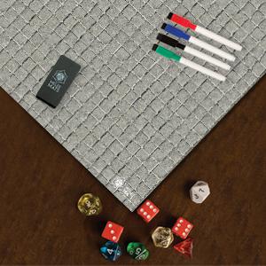 Amazon Com Battle Grid Game Mat 24 Quot X36 Quot Table Top Role