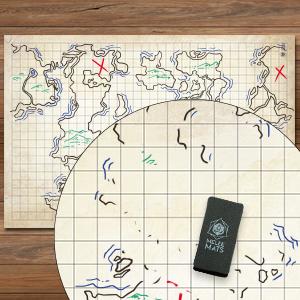 Amazon Com Battle Grid Game Mat 24x36 Ultra Durable
