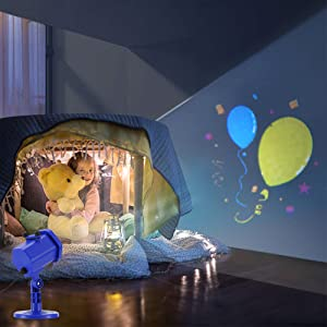 Party projector lights
