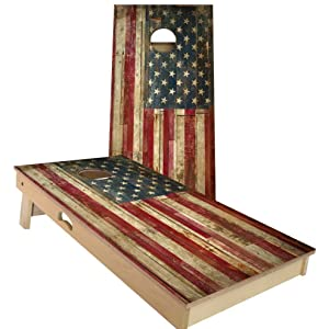 cornhole set regulation size cornhole toss  heavy duty cornhole
