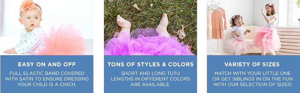 Simplicity, Baby, Infant, Tutu, Fashion, Toddler, Ballet, Dance, Costume, Halloween, Adorable