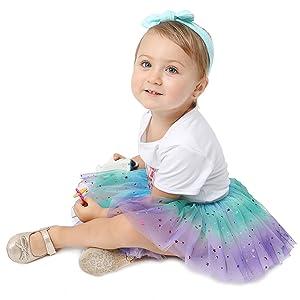purple tutu toddler