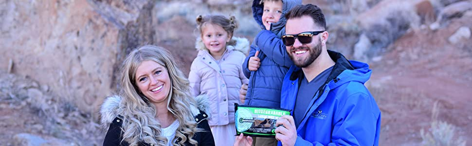 Surviveware Wet Wipes for the Whole Family