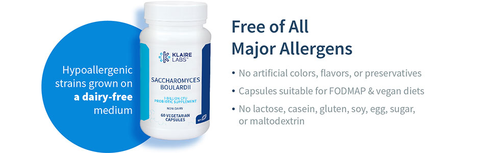 free of all major allergens