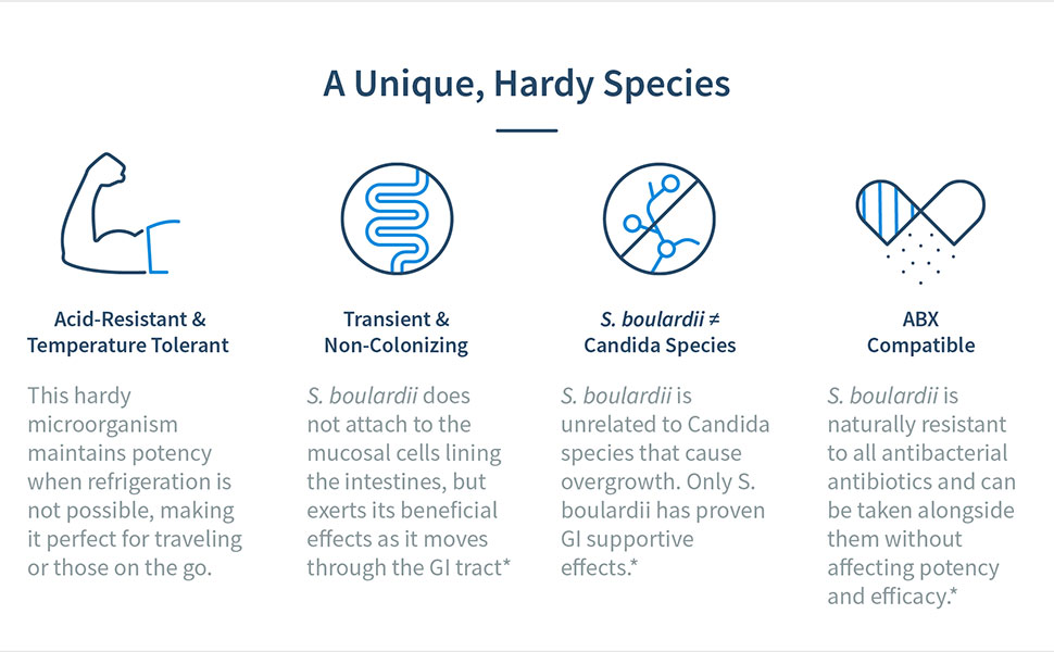 A unique, hardy species