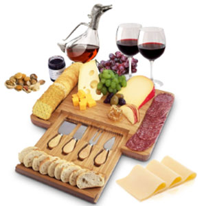 cool cheese board set