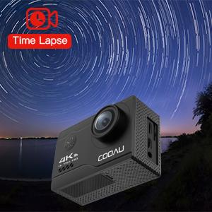 Time lapse recording gopro
