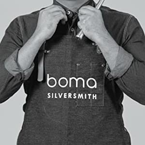 Boma Silversmith Sterling Silver Jewelry