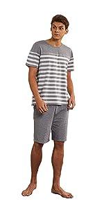 Mens pjs shorts
