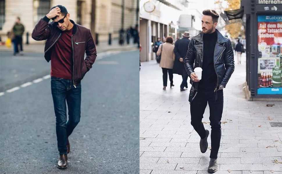 mens chelsea boots fashion cheap online