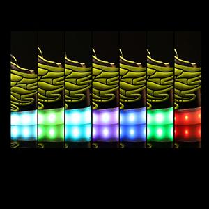 seven led color