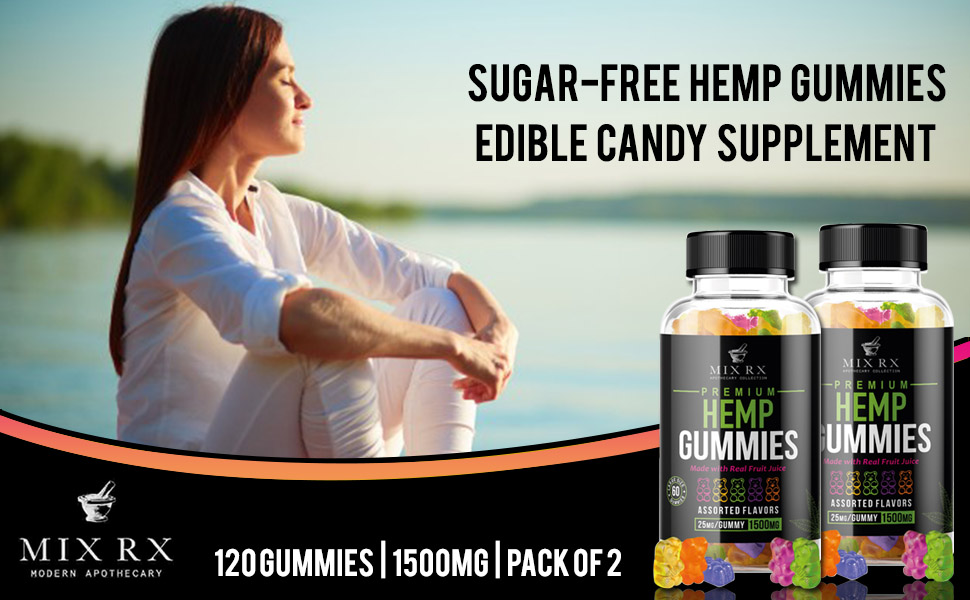 Edible candy supplement.