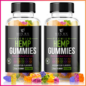 Experience fast & better results with our hemp gummies