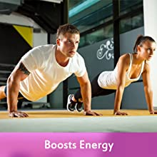 Ketosis supplement contains green tea extract and MCT oil which boosts energy