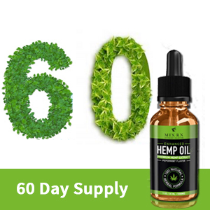 Hemp cbd oil is given in 300mgs per bottle which means 6000mgs total