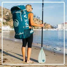 Paddle Board Backpack for Easy Transportation