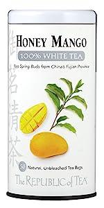 Honey Mango White Tea