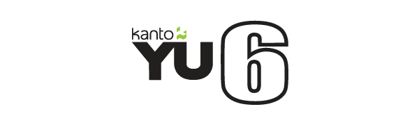 Logotipo YU6 con error de color