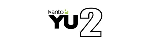 Kanto YU2 Logo with green Kanto icon