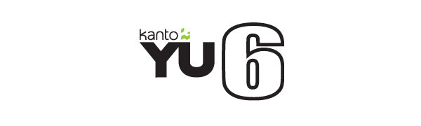 Kanto YU6 Banner with green colored kanto logo