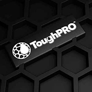Amazon.com: TOUGHPRO Floor Mat Accessories Set (Front Row + ...