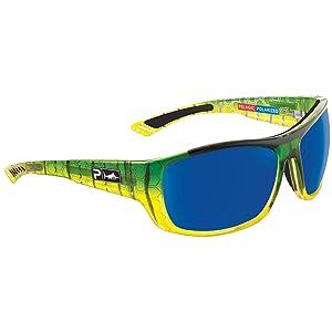 d61e55b9cd Pelagic Men s Pursuit Polarized Sunglasses for Fishing