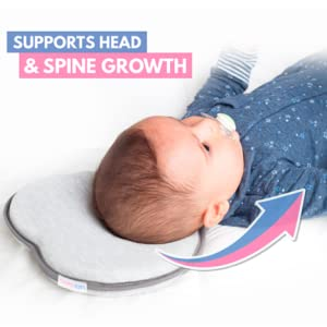 support head and spine growth