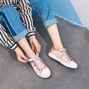 2e729252d0b9d Amazon.com | ZGR Womens Fashion Sneakers Shinny Canvas Shoes Casual ...