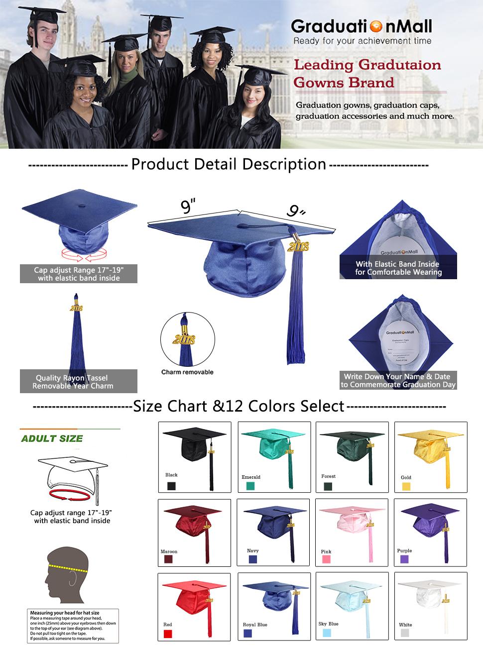 size of a graduation cap - People.davidjoel.co
