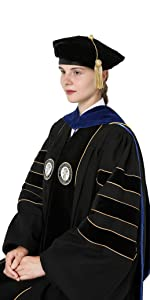 b9e1c57ce0 Classic Doctoral Gown Tam Set · Deluxe Doctoral Gown Only · Deluxe Doctoral  Gown Tam Set · Customized Doctoral Gown · Deluxe Doctoral Hood · Velvet  Doctoral ...
