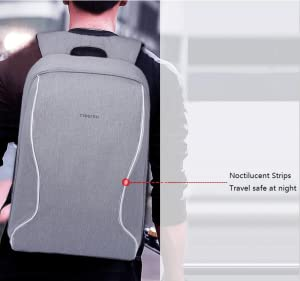 Amazon.com: Kopack FBA_K585 Anti Theft Laptop Backpack Shockproof ...