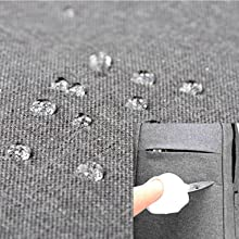 Anti Scratch & Water resistant