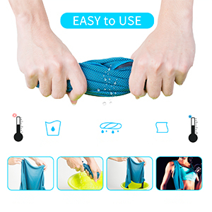 cooling towel for gym
