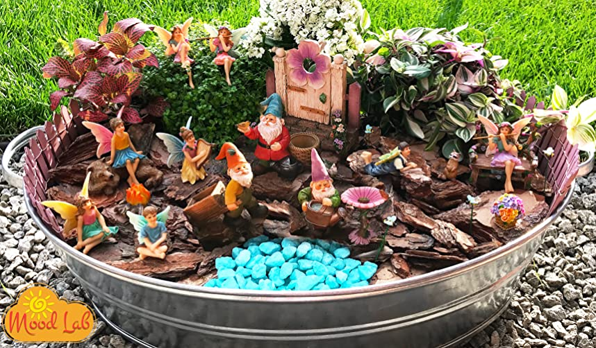 Mood Lab Creates High Quality Fairy Garden Sets   The Best Choice For  Anyone Who Wants To Create His Own Magical Fairy Garden Dream!