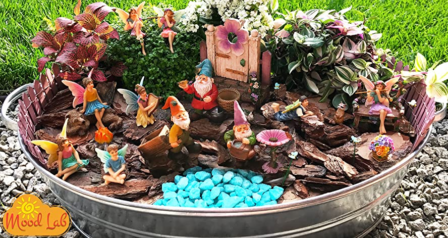 Superb Mood Lab Creates High Quality Fairy Garden Sets   The Best Choice For  Anyone Who Wants To Create His Own Magical Fairy Garden Dream!