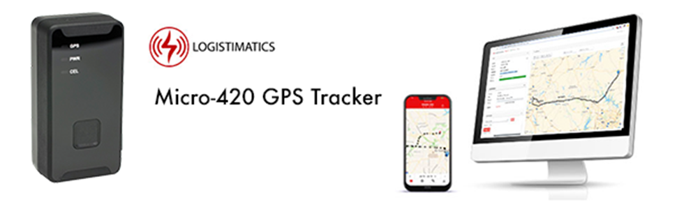 Micro 420 – 4G GPS Tracker on Verizon  GPS Tracker for Cars, People, and  Property