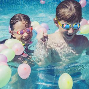 9a3fda5ae41 Amazon.com   Hurdilen Kids Swim Goggles