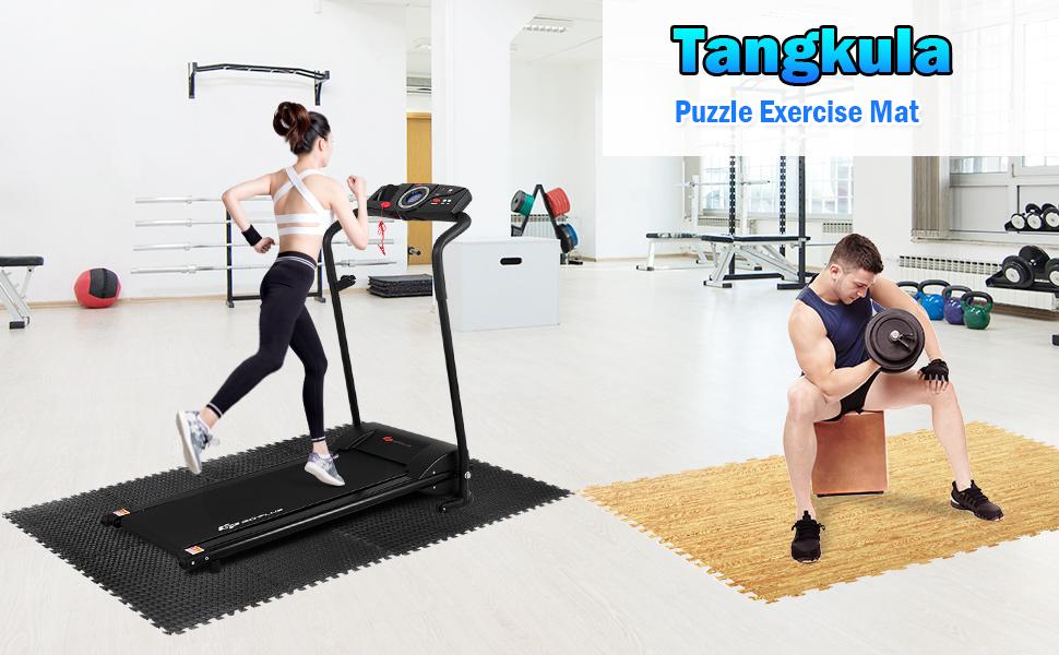 Puzzle Exercise Mat
