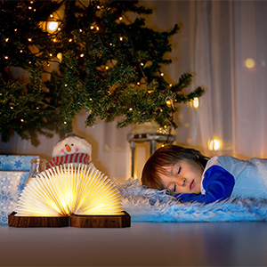 sleeping light