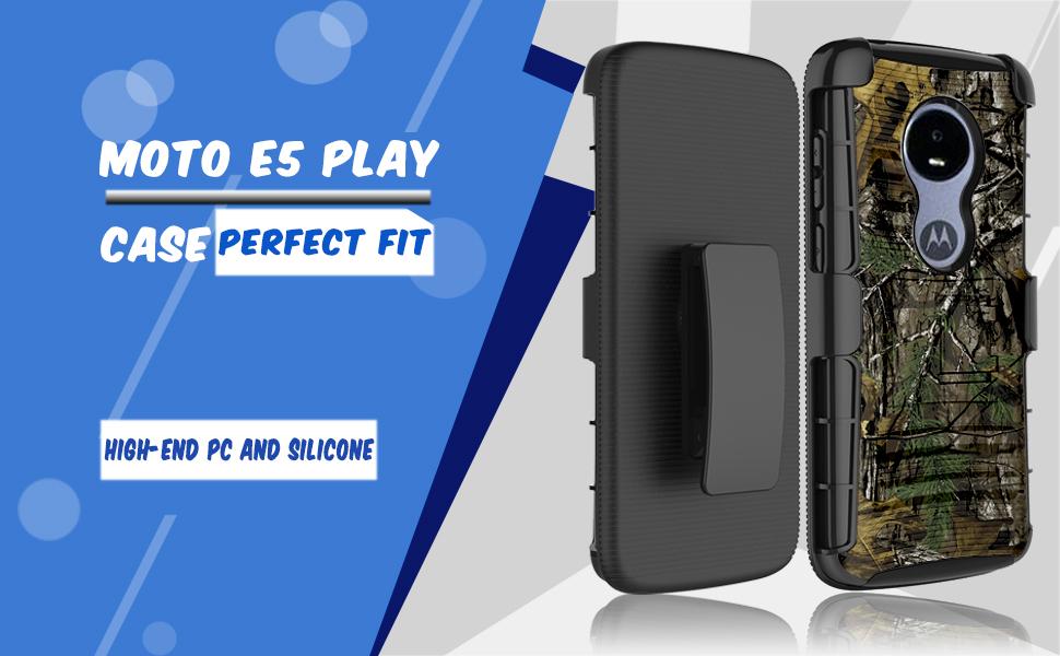 במקרה Moto E5 משחק