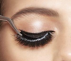 3180f24caff Amazon.com : Lilly Lashes 3D Mink Miami | False Eyelashes | Dramatic ...