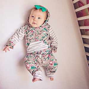 baby girl clothes fall