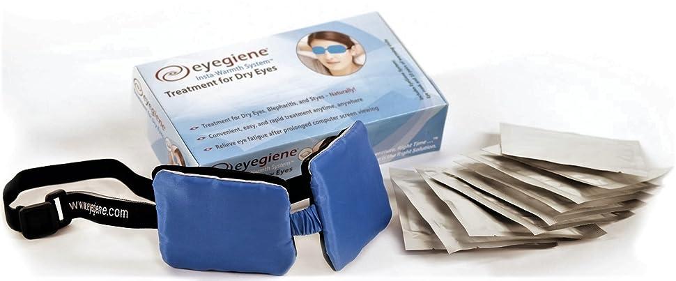 Amazon.com: EyeGiene® System Dry Eye Warming Mask | Easy