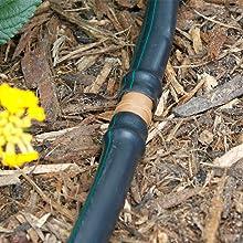 Habitech Drip Irrigation Coupling 1/2 Inch
