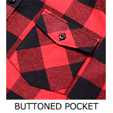 BUTTONED POCKET