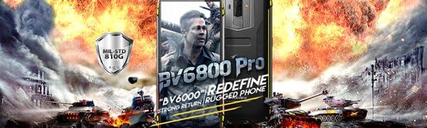 Amazon.com: Blackview BV6800 Pro – 5,7 pulgadas FHD 18:9 ...