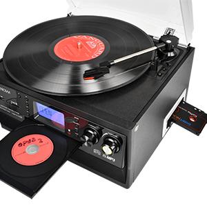 Amazon.com: Digitnow - Reproductor de música con Bluetooth y ...