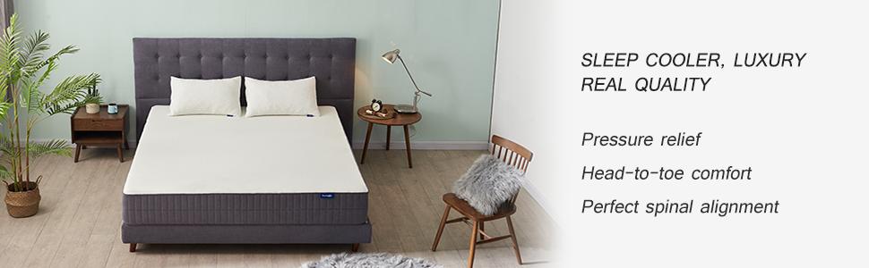 Gel mattress