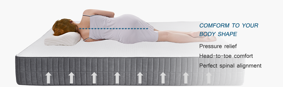 king size mattress, king memory foam mattress,mattress king