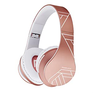 over ear bluetooth headphones with premium coating foldable wireless headphones with soft earmuffs